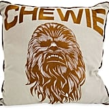 "Classic ""Chewie"" Square Throw Pillow ($20)"