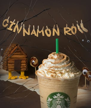 Do You Want to Try: Cinnamon Roll Frappuccino Blended Coffee