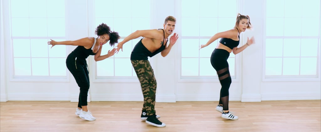 "The Fitness Marshall Cardi B ""Bartier Cardi"" Dance Video"