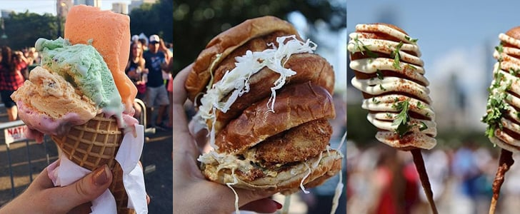 The Best Foods at Lollapalooza