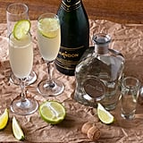 Simple Champagne Margarita