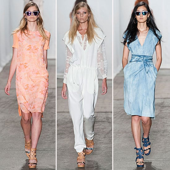 Rebecca Taylor Spring 2013 | Pictures