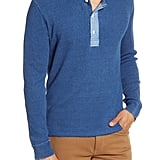Madewell Thermal Henley T-Shirt