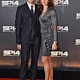 James Cracknell and Beverly Turner celebrated at the BBC Sports Personality of the Year Awards in Glasgow.