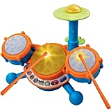 For 2-Year-Olds: VTech KidiBeats Drum Set