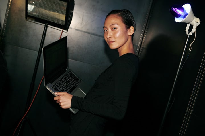 Oct. 20, 2009: DJing at Dazed & Confused party in Seoul