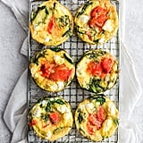 Smoked Salmon Breakfast Frittatas