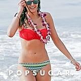 Nina Dobrev Bikini Pictures in Hawaii 2016