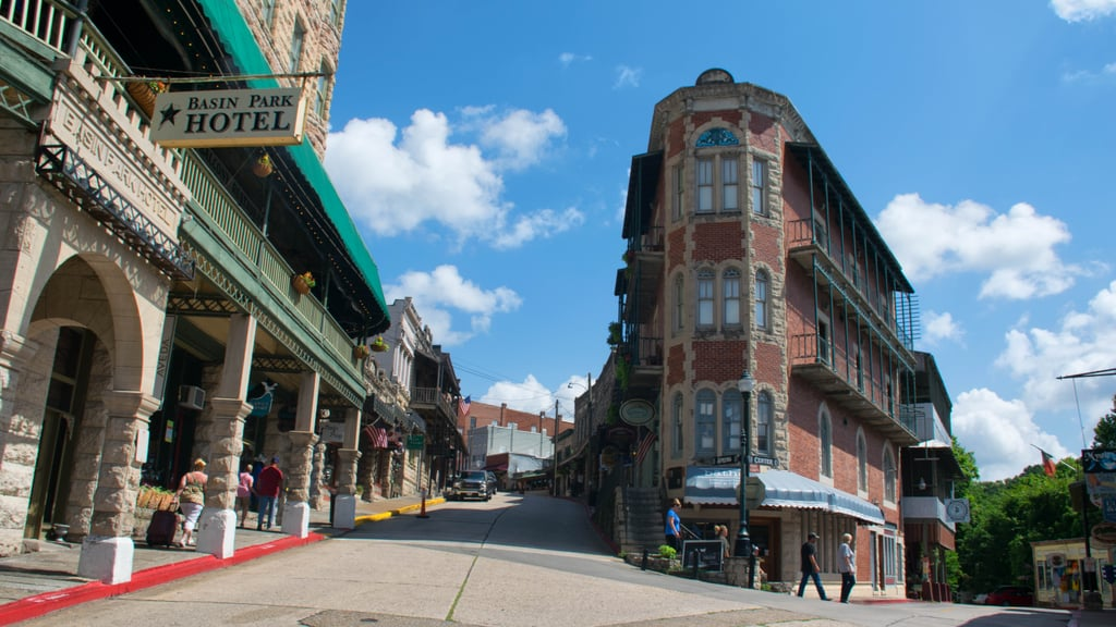 Arkansas: Eureka Springs