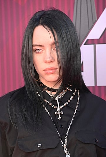 Billie Eilish Best Hair Colors