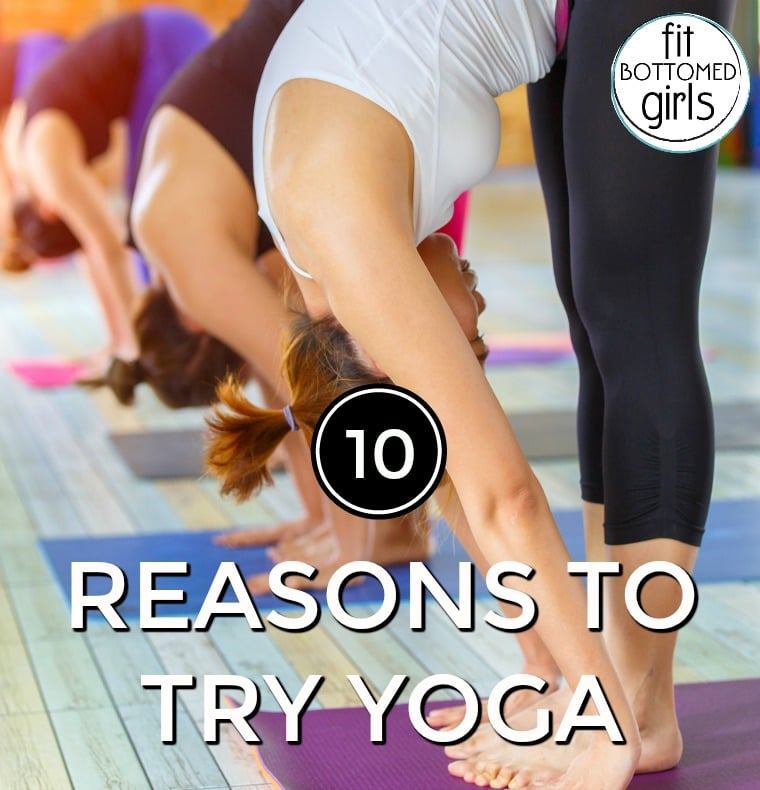 10 Things You Get From Yoga Besides a Tight Butt