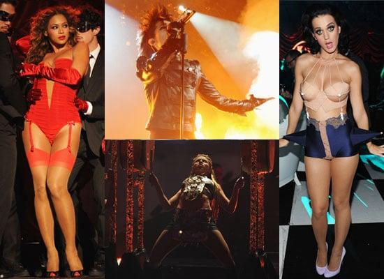 Photos of 2009 MTV EMAs Show