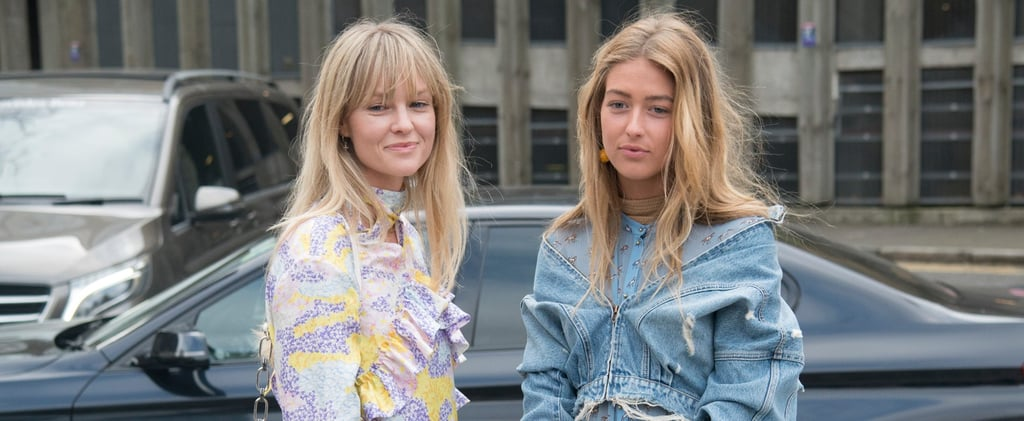 The Dress and Jean Combos That'll Change Your Street Style Game in 2017