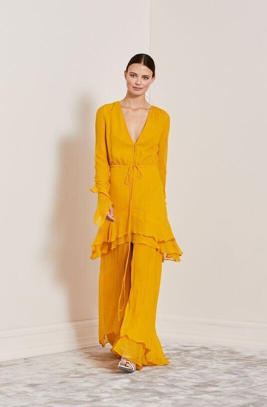 Endless Love Fixed Wrap Dress ($650)