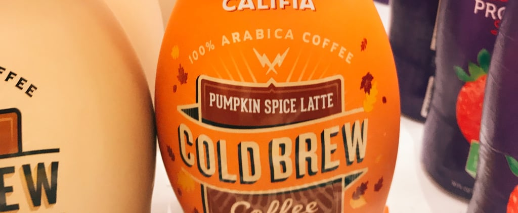 Califia Farms Pumpkin Spice Latte Cold Brew