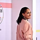 فساتين السجادة الحمراء في حفل جوائز الموسيقى الأمريكية 2018