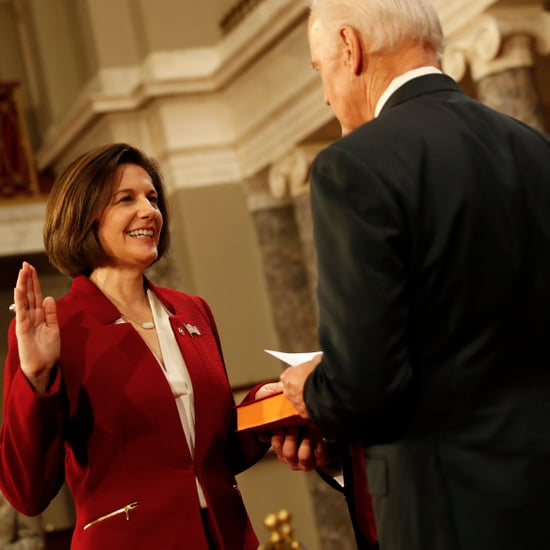 Catherine Cortez Masto Becomes First Latina Senator