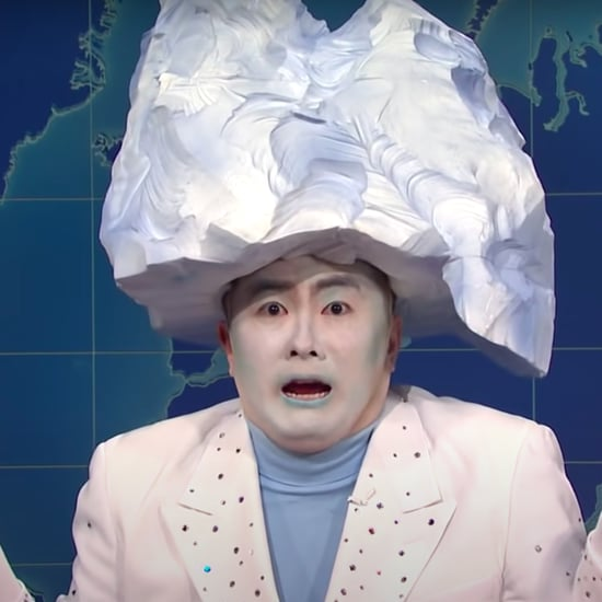 Watch Bowen Yang as Titanic Iceberg on SNL's Weekend Update
