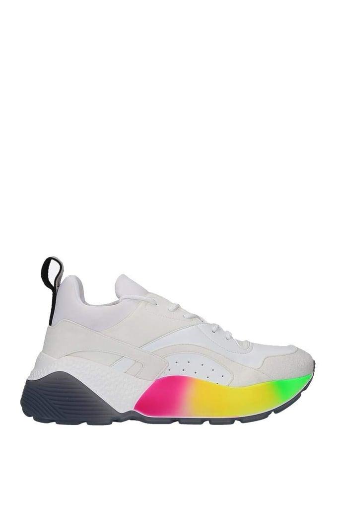 Stella McCartney Women's White Polyester Sneakers ($986)