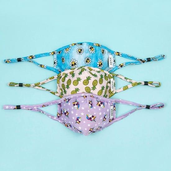 Breathable Face Masks For Kids