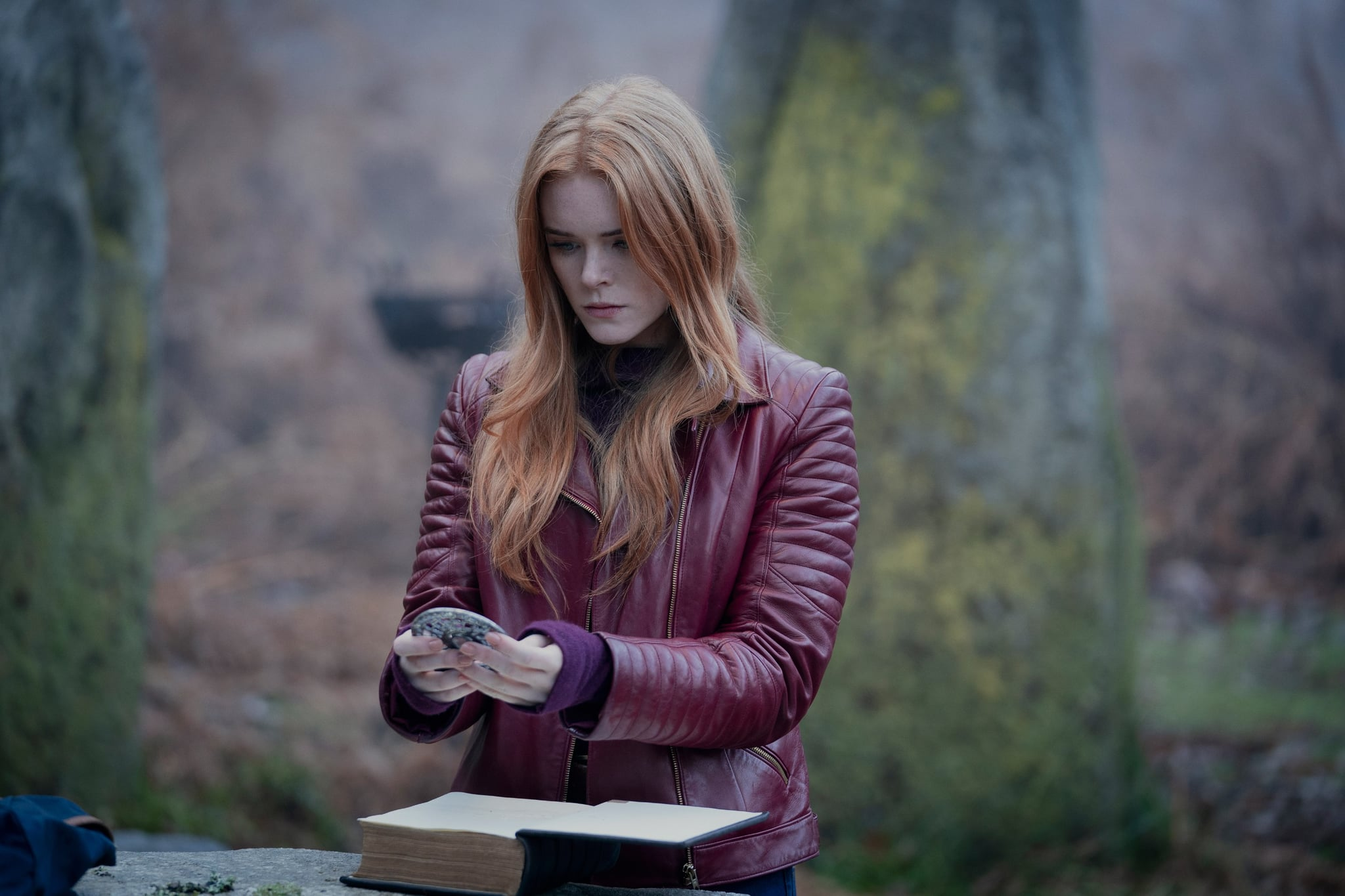 FATE: THE WINX SAGA, Abigail Cowen, 'Wither Into the Truth', (Season 1, ep. 105, aired Jan. 22, 2021). photo: Jonathan Hession / Netflix / Courtesy Everett Collection