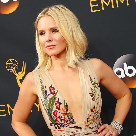 Kristen Bell's Mullet Haircut | Video