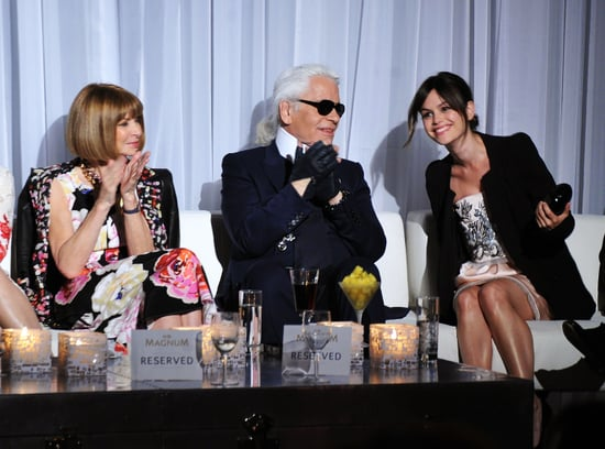 Karl Lagerfeld Premieres Series of Magnum Ice Cream Commercials Starring Rachel Bilson and Baptiste Giabiconi