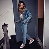 Martha Hunt Sneaker Collaboration