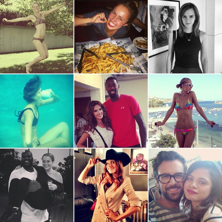 Bikinis, Basketball Stars, and More of the Week's Cute Celebrity Candids