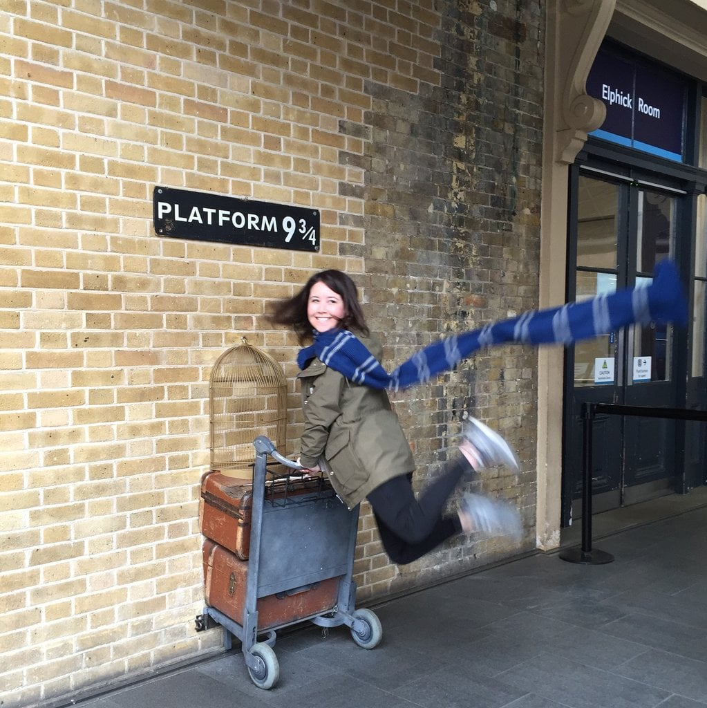 Kings Cross London Harry Potter Travel Destinations