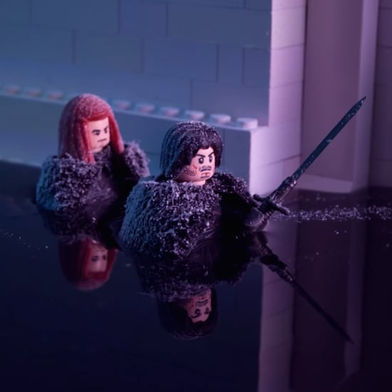 Greenpeace Lego Video