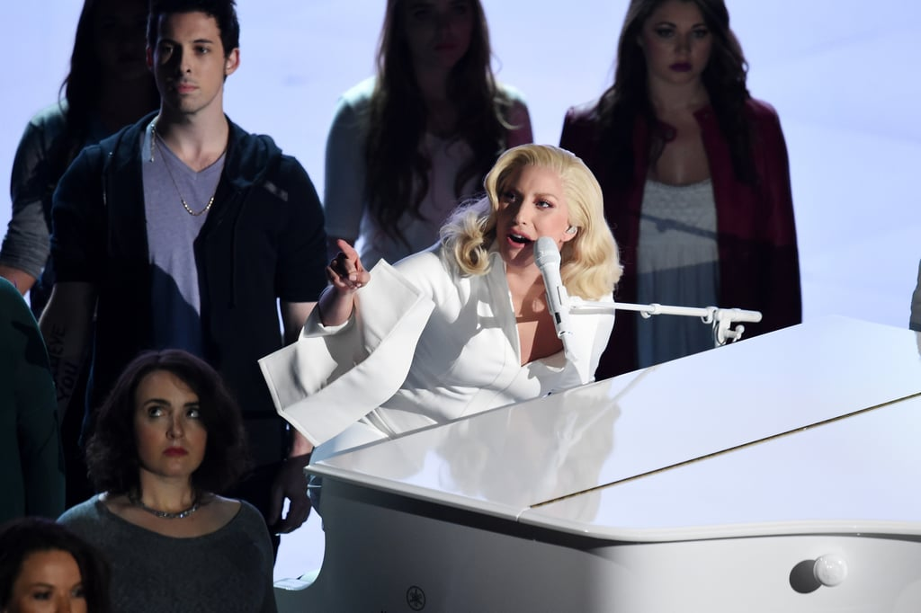 Lady Gaga Moved Everyone to Tears During Her Oscars Performance