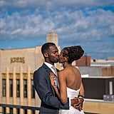 Rooftop Elopement Session