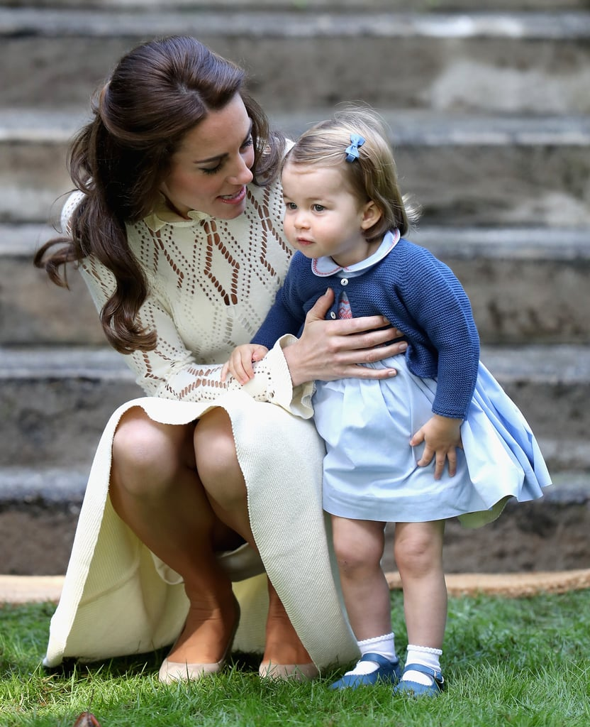Princess Charlotte made her grand entrance on May 2, 2015, days after her reported April due date. While the wait was longer than expected, the princess more than made up for it with her first public appearance outside the Lindo Wing of London's St. Mary's Hospital. We got another glimpse at the little royal when her first portraits were released in June 2015 and again when she was baptised a month later.  Over the years, we've gotten to see some pretty precious pictures of the little tot roaming around, embarking on royal tours, and even being front and centre at her aunt Pippa's wedding in 2017. We can likely look forward to even more amazing moments from her as she grows into her newest role as a big sister to Prince Louis. Take a look at the princess's cutest moments so far, and then be sure to check out Prince George's best pictures!       Related:                                                                                                           Proof That Princess Charlotte Is the Spitting Image of Queen Elizabeth