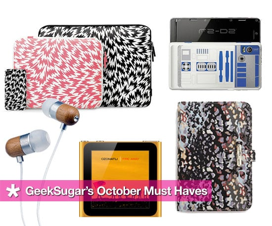 October Must Have Products