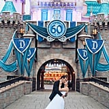 Robert and Roxana's Disneyland Wedding
