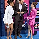 Pictured: Tiffany Haddish, Chris Pratt, and Alison Brie