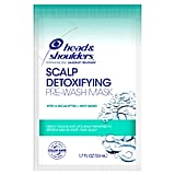 Head and Shoulders Scalp Detoxifying Pre-Wash Mask with Eucalyptus and Mint