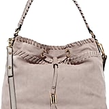 Milly Small Whipstitch Hobo Bag ($395)