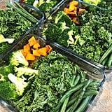 Create Veggie Plates