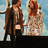 Ron and Ginny Weasley Take a Family Trip to Universal Studios With Neville Longbottom and Luna Lovegood