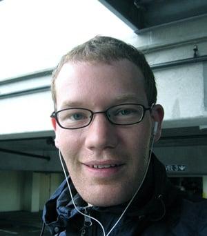 Reader Profile: Calamari Proves Geek is Chic On Guys Too