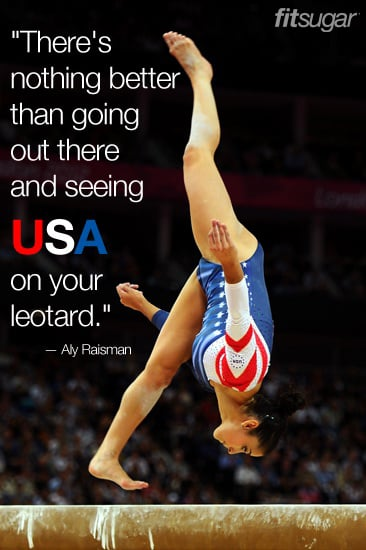 Golden Girl: Amazing Aly Raisman Quotes