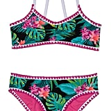 Gossip Girl Tropical Escape Two-Piece Swimsuit