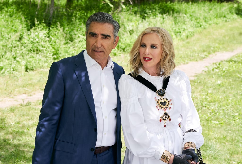 Watch Johnny's Best Schitt's Creek Scenes
