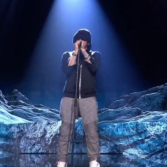 Eminem MTV EMAs 2017 Performance