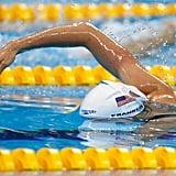 Missy Franklin, Schwimmen, USA