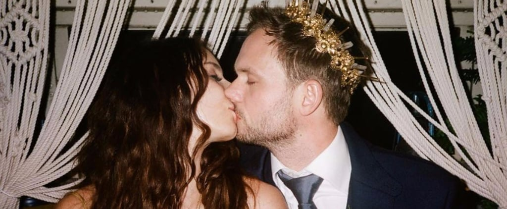 Relive Troian Bellisario and Patrick J. Adams's Wedding With Even More New Photos