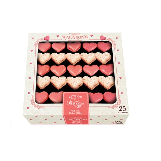 Heart-Shaped Macarons From Costco