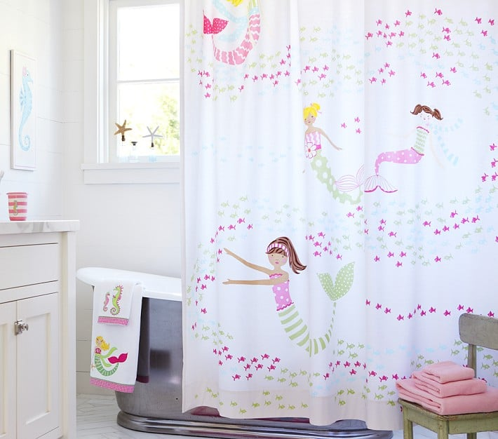 An Under The Sea Fantasy Kids Bathroom Decor Ideas Popsugar